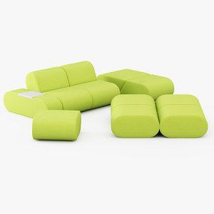 3d model softline soft