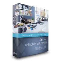 CGAxis Models Volume 65 - Gadgets II C4D