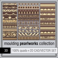 Pearlworks Moulding collection