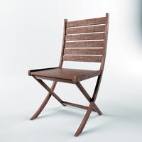 Garden Chair Fine Attractive