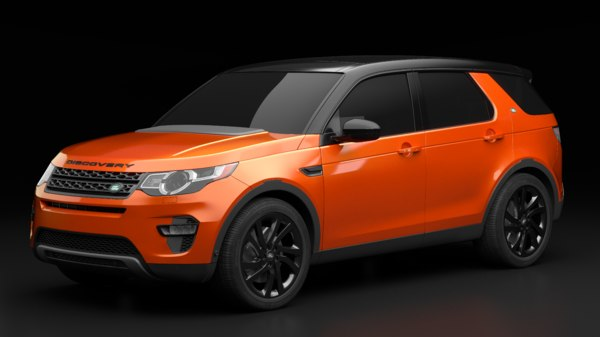 fbx land rover discovery sport