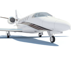 cessna citation xls 3d max