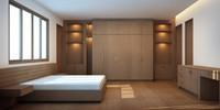 Bedroom Scene01