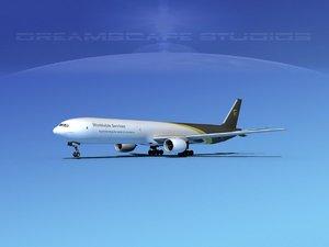 3d 3ds boeing 777-300