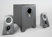 Set speaker PC Logitech Z313
