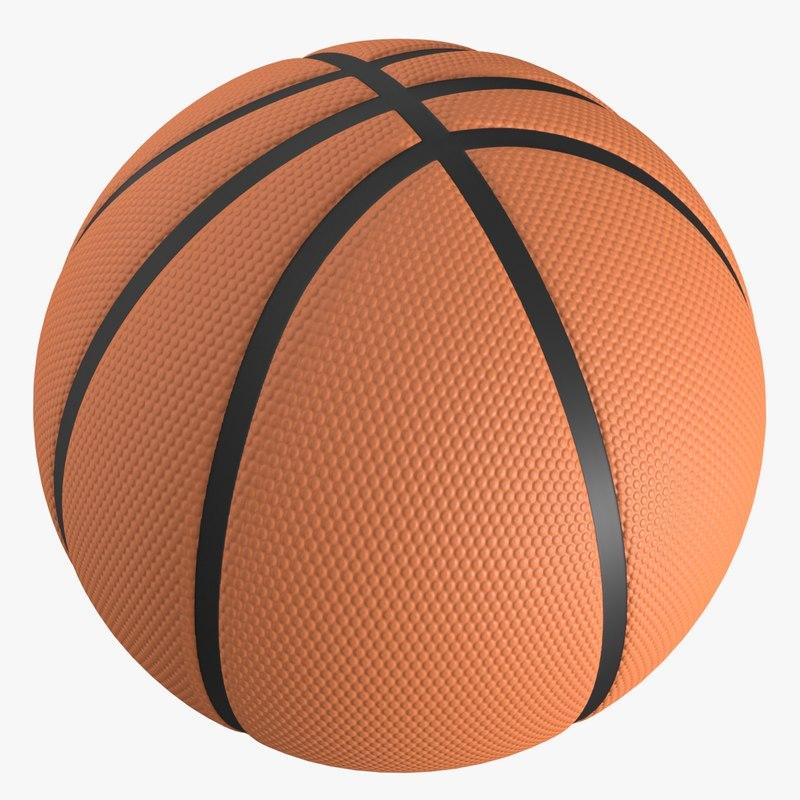 basketball ball 3ds