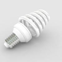 3d model bulb