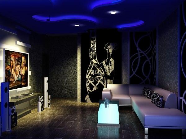 3d model room design