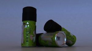 3d axe spray