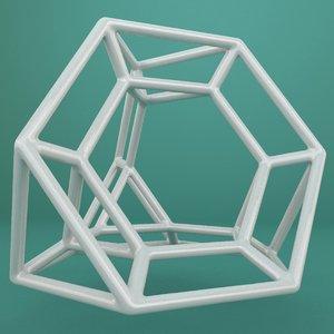 3d geometric shape model