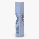 pillar 3D models