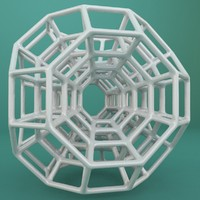 geometric shape 3d max