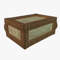 wooden box 3ds