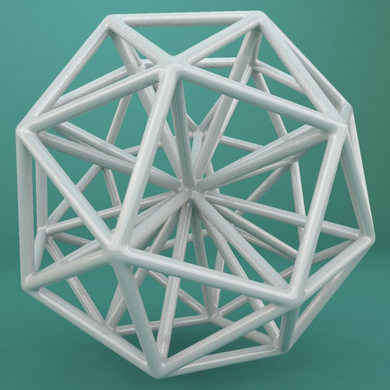 geometric shape x
