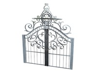 cemetery gate max free