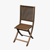 max wooden chair