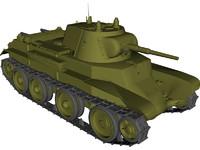 Tank (BT - 7)