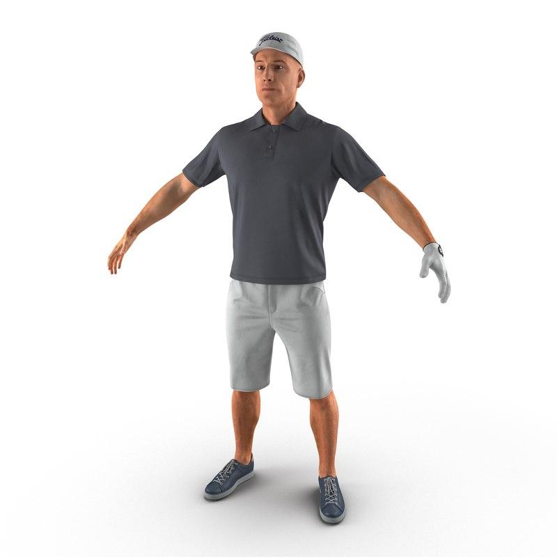 max golf player 2