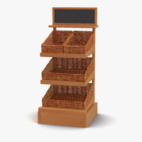 Bakery Display Shelves 2