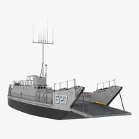 Landing Craft Utility class 1627