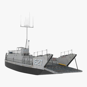 landing craft utility class 3ds