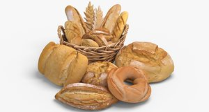 breads ready unreal 3d max
