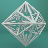 3d geometric shape