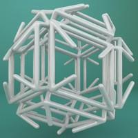 3d max geometric shape