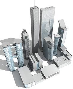 buildings 11 3ds