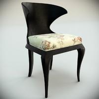 x celistina wood chair