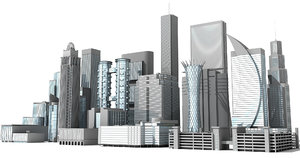 3ds max buildings skycsrapers