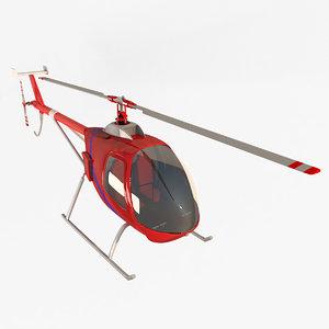 helisport hl 212 3d max