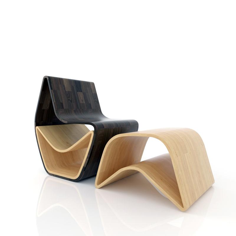 ooo design gval chair max