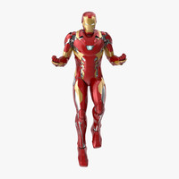 Iron Man Mark 46 - Taking Off Pose