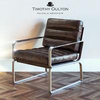 Timothy Oulton, CALCULA ARMCHAIR