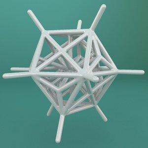 3d geometric shape