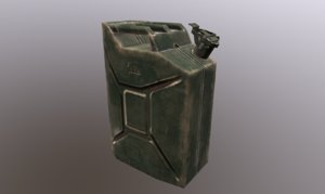 3ds jerrycan contain