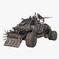 Apocalyptic Truck 2