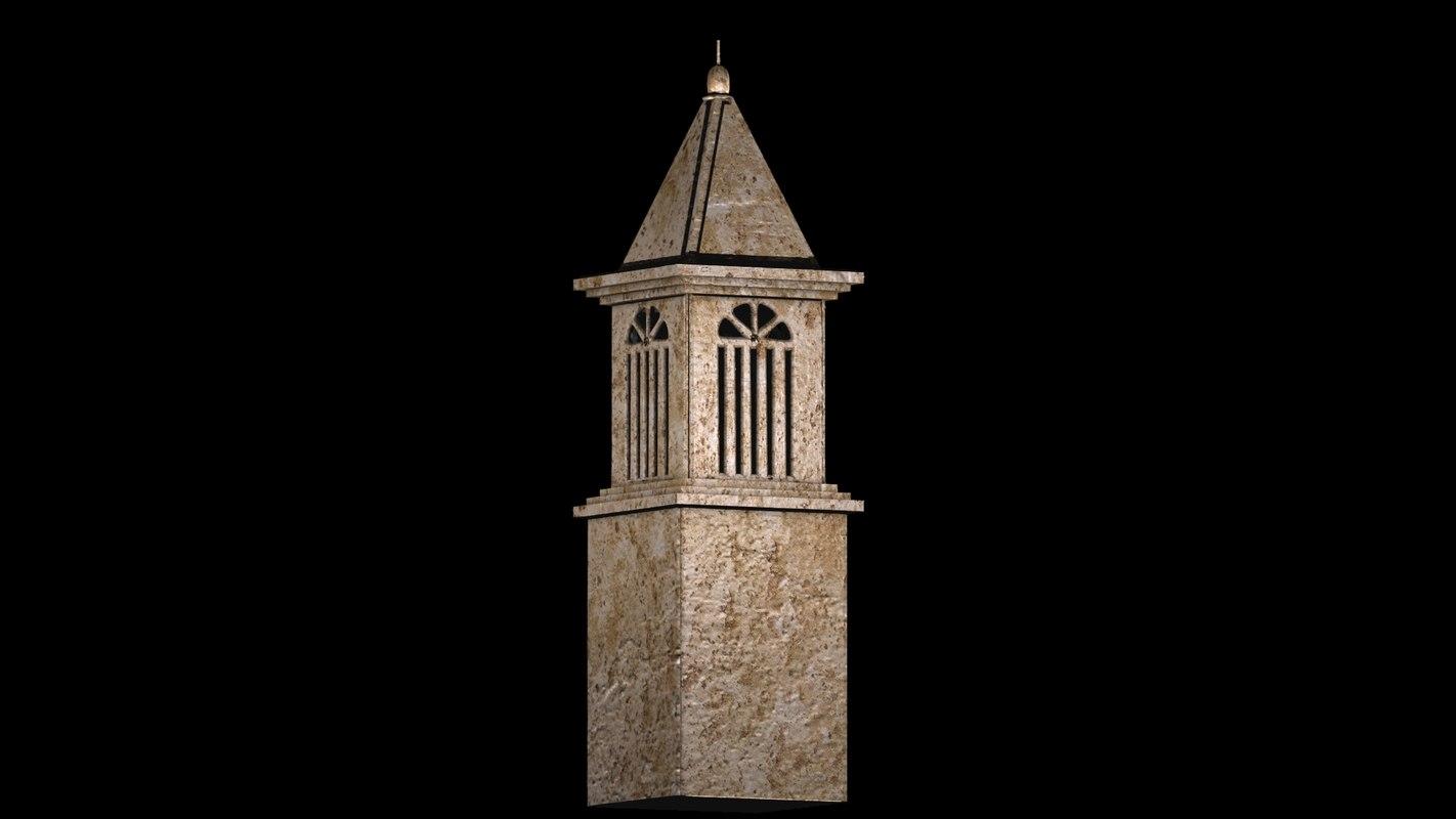 chimney x
