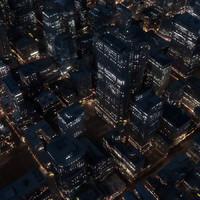 3d realistic city scenes