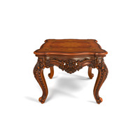 Royal Wooden Square Tea Table