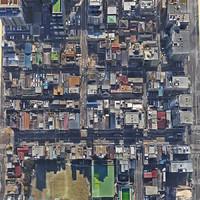 Tokyo Lowpoly City Block 01