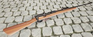 3d gun lee enfield sport model