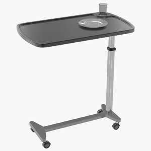 medical table 3d model