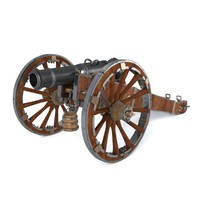 Russian Artillery: Unicorn (yedinorog).