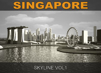 Singapore Skyline vol1