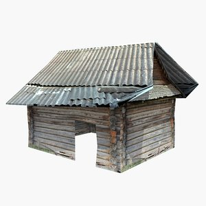 old wooden house max