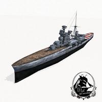 Zara class cruiser