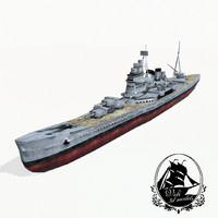 Takao class cruiser