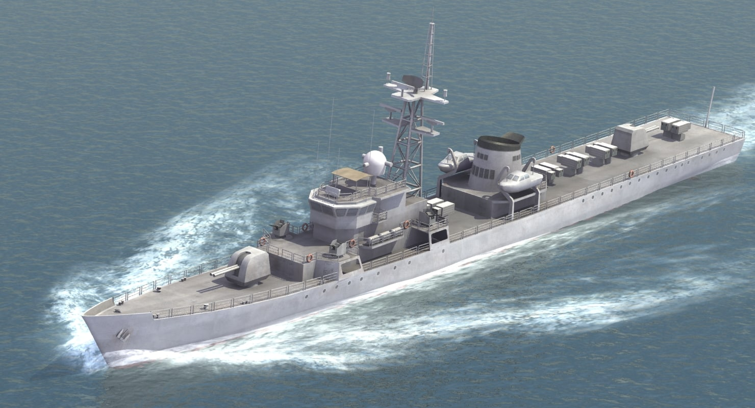 dwg type053h land attack